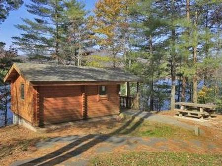 Preview photo of Cheoah Point Cabin 2