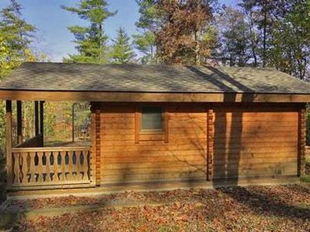 Preview photo of Cheoah Point Cabin 1