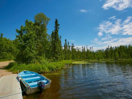 Boat Landing at Pfeiffer LakeBoat Landing