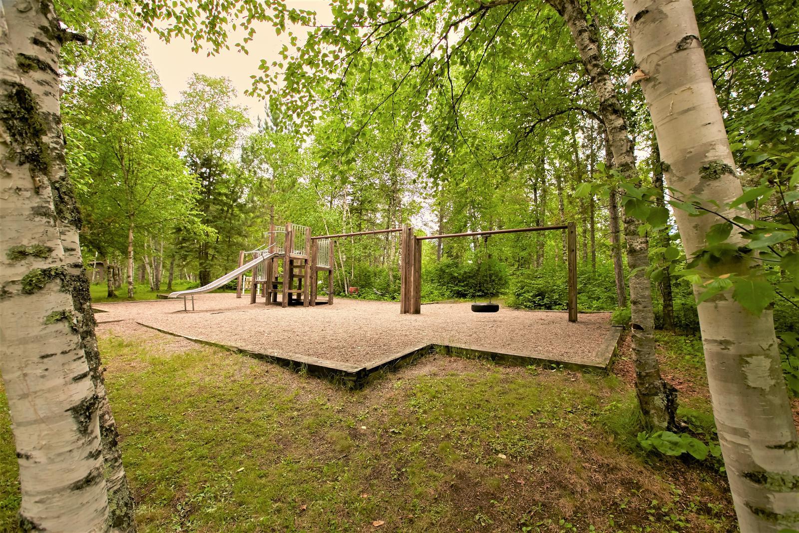 Playground at Pfeiffer LakePlayground
