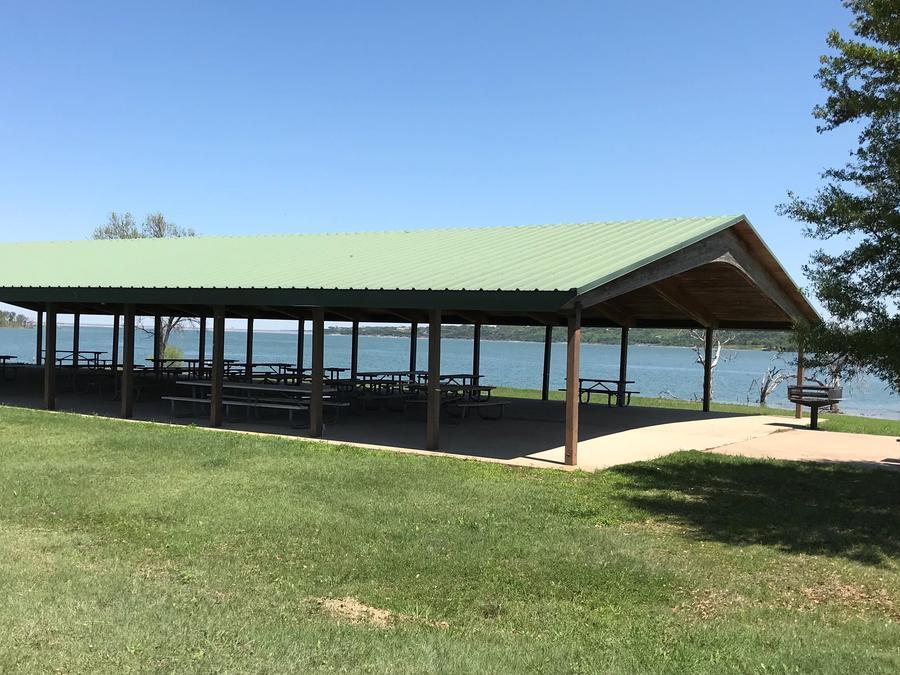 Twin Bridges Group Shelter