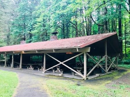 East Pioneer Shelter