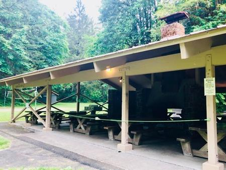 North Mountain View Shelter