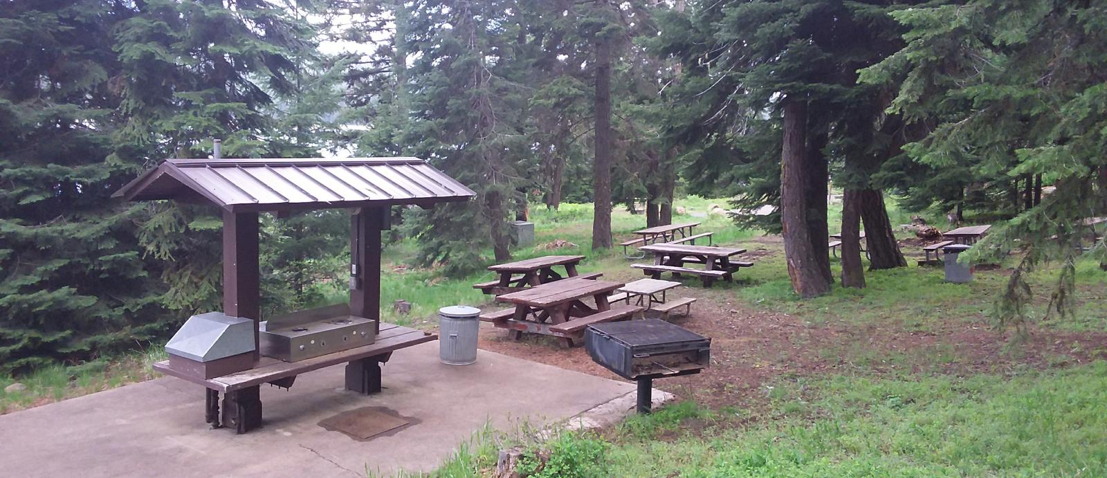 Reservable Osprey Kitchen