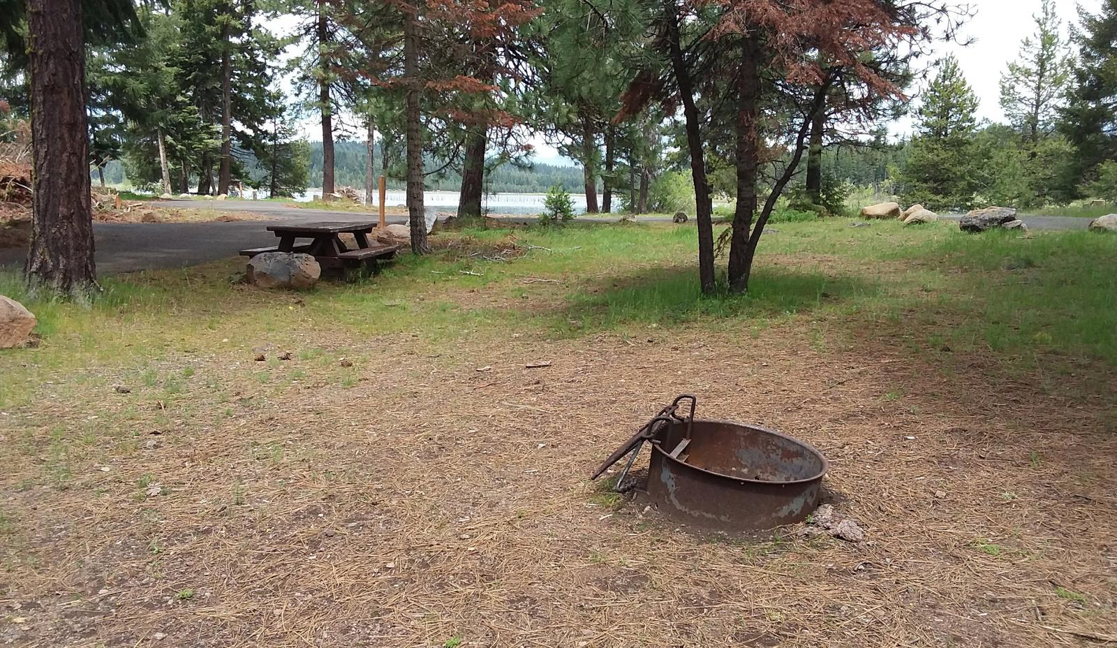 Campsite Overview
