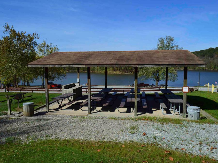 Lake  Side Pavilion