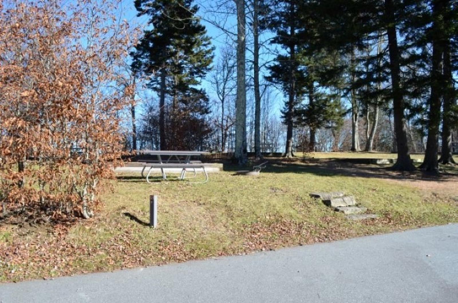 Balsam Mountain Campground Site 13