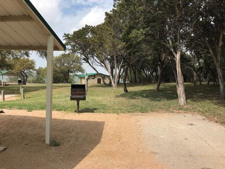 Site is located near restroom/shower facilities