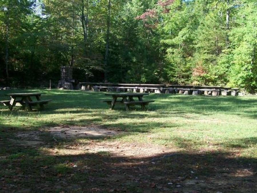 Camping and Dining Area