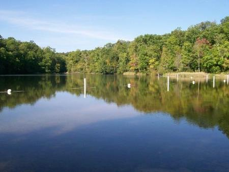 McKamy Lake Swim Area