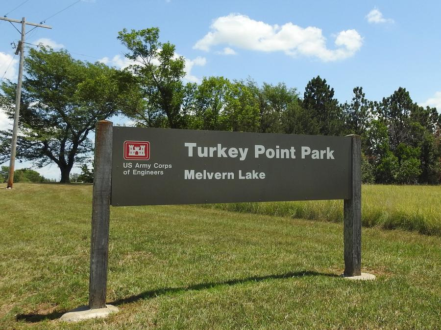 Turkey Point Entrance Sign