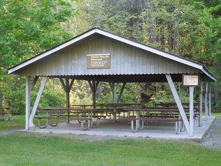 Union Village Dam Picnic Shelter