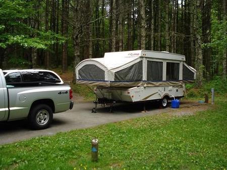 Stony Fork Campground
