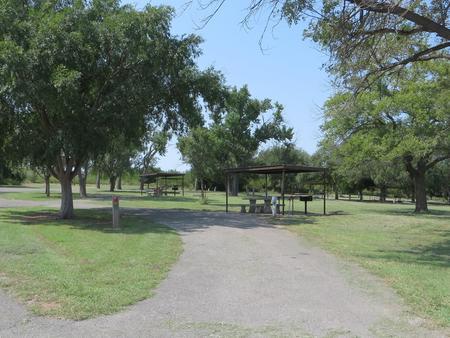 View of campsite 60