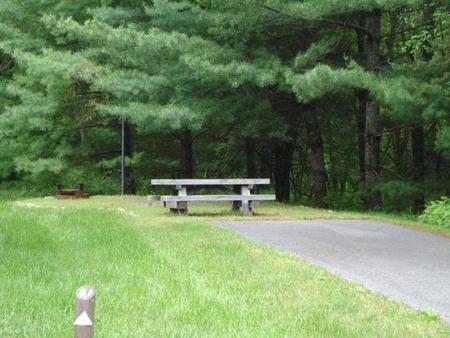 Stony Fork CampgroundShared water hydrant. Close proximity to Stony Fork Cabin.