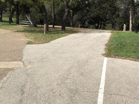 Site driveway