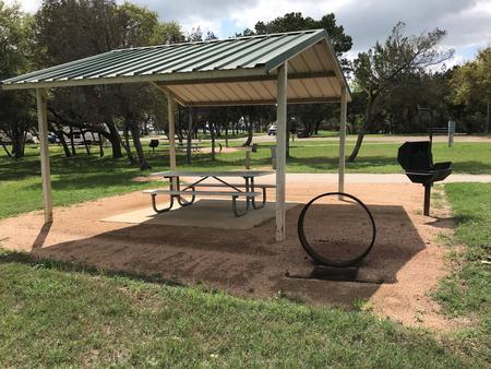 Site picnic area