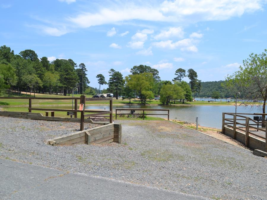Jefferson Ridge Site 2Campsite 2