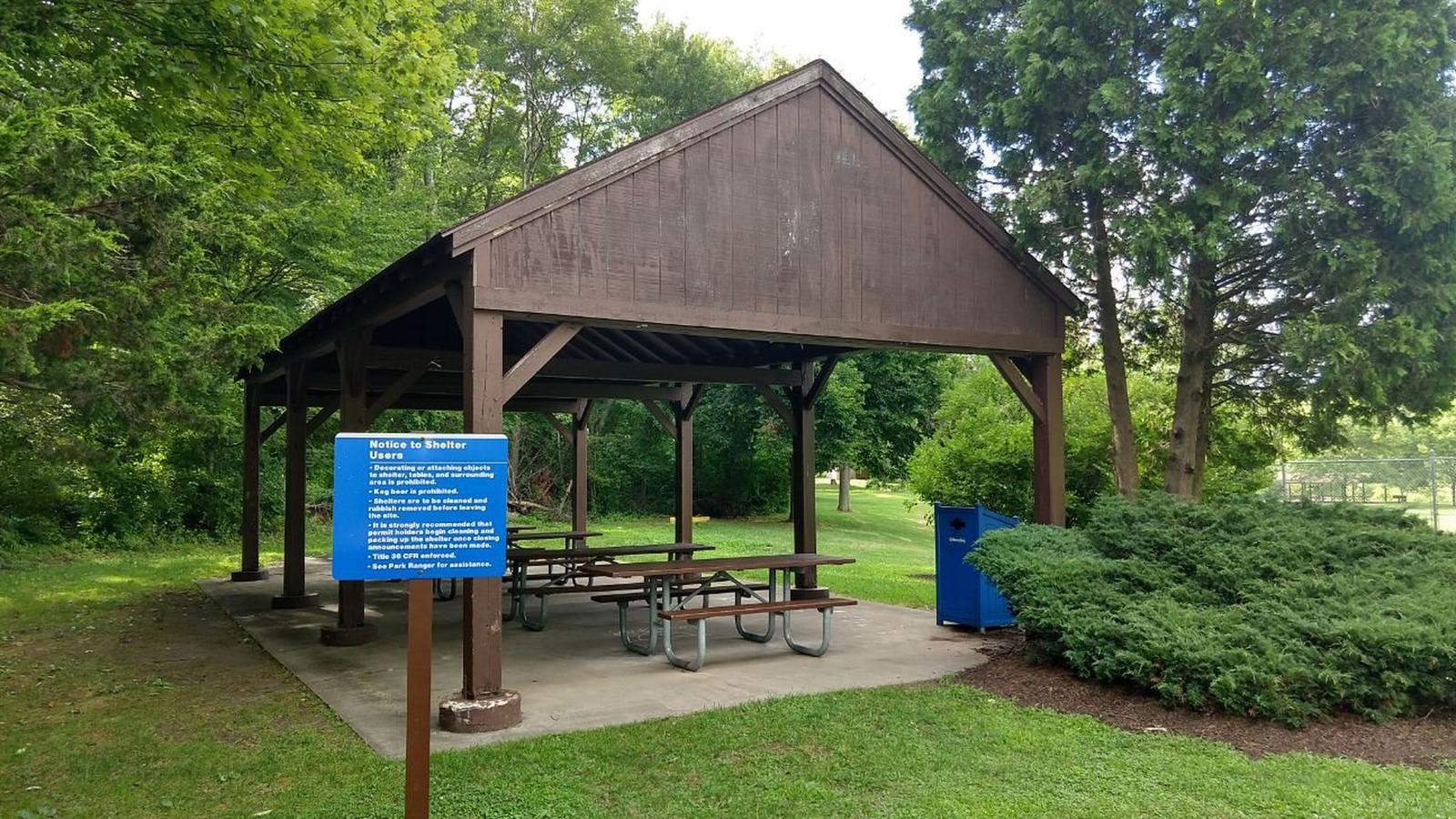PINES SHELTER