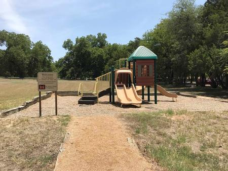 Playground in Midway Park