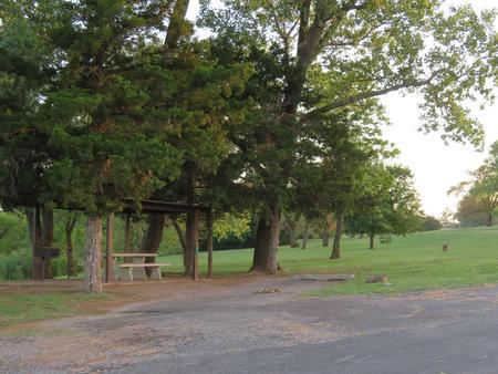 Big Bend A2Big Bend A Campground Site 2