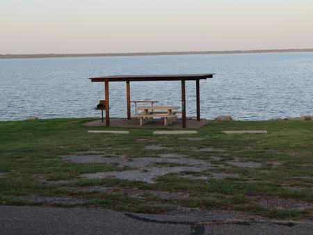 Big Bend A3Big Bend A Campground Site 3