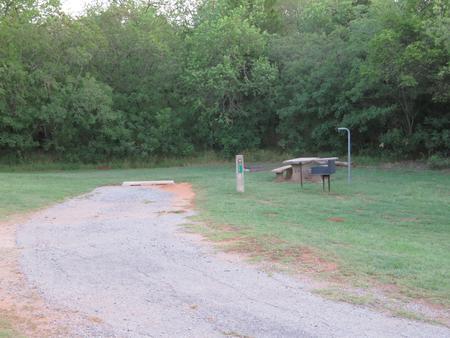 Big Bend A9Big Bend A Campground Site 9