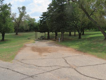 Big Bend A10Big Bend A Campground Site 10