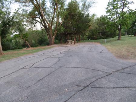 Big Bend A11Big Bend A Campground Site 11