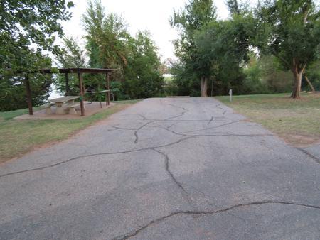 Big Bend A12Big Bend A Campground Site 12