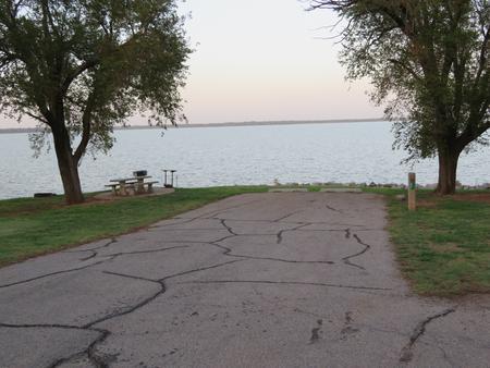 Big Bend A14Big Bend A Campground Site 14
