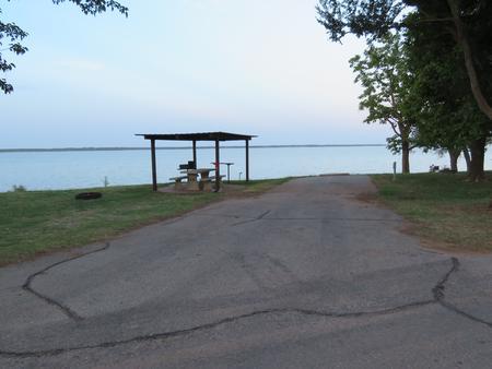 Big Bend A16Big Bend A Campground Site 16