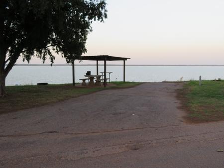 Big Bend A21Big Bend A Campground Site 21