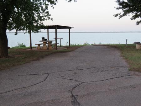 Big Bend A23Big Bend A Campground Site 23