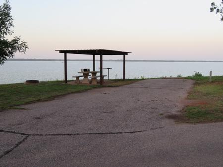 Big Bend A24Big Bend A Campground Site 24