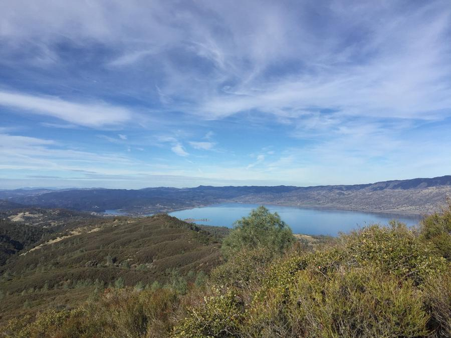 Lake BerryessaThis is the view of Lake Berryessa from Iron Mountain in November of 2017. Taken By Park Ranger April Brackett.