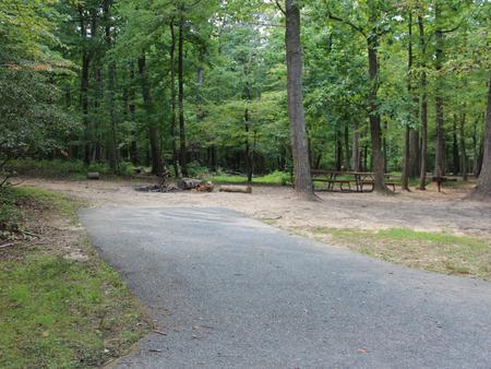 Greenbelt Campground Site 4