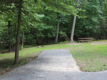 Greenbelt Campground Site 5