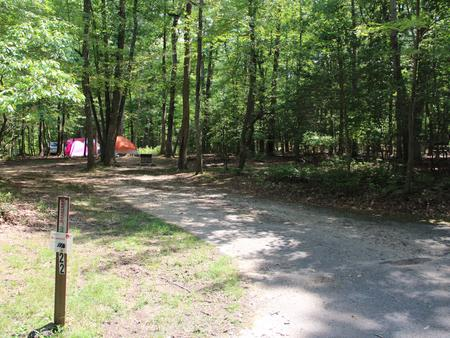 Greenbelt Campground Site 22