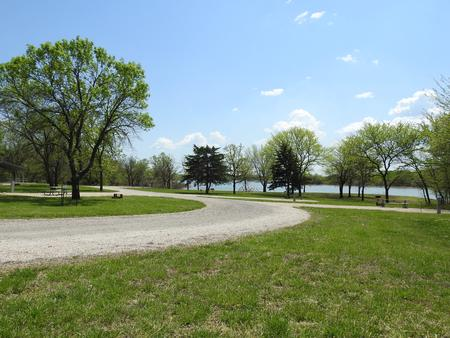 Lake View Group Camp in Turkey Point Park