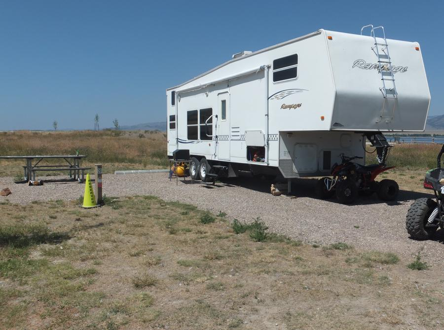 White Earth Campground - Campsite 20Campsite 20