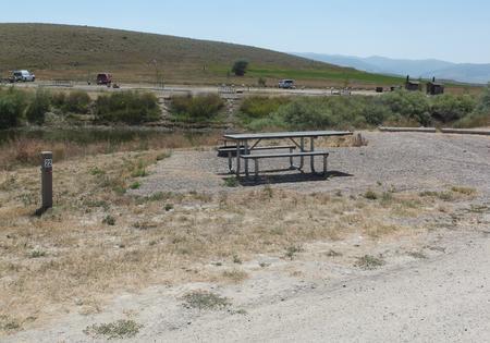 White Earth Campground - Campsite 22