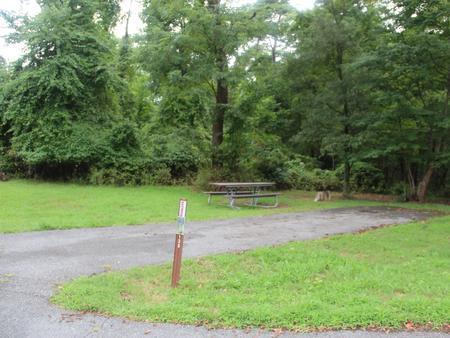 Greenbelt Park Campground Site 138