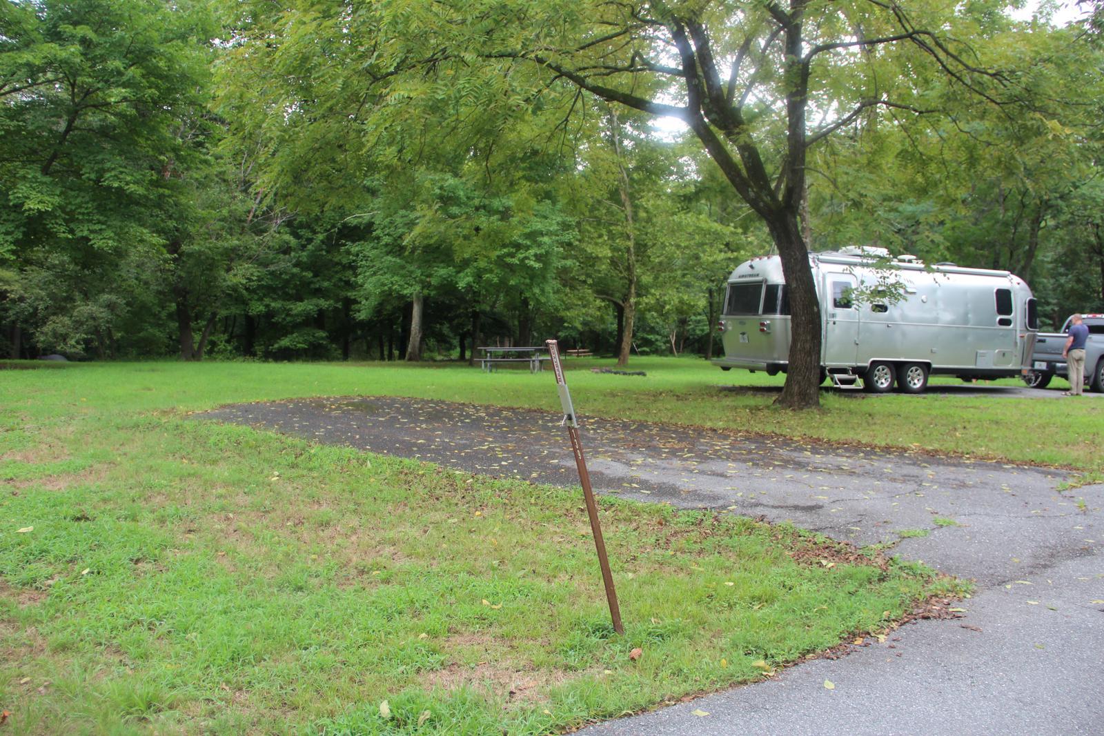 Greenbelt Park Campground Site 139