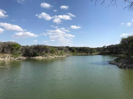 View of Cove at Waco Lake at Reynolds Creek park