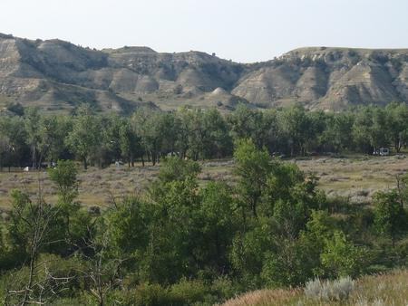 Preview photo of Cottonwood Campground (ND)