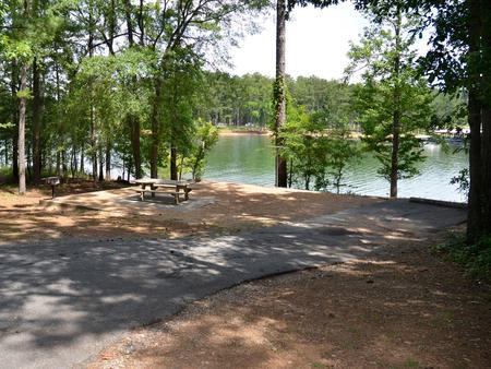 McKinney Campground Site 27