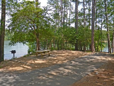 McKinney Campground Site 28