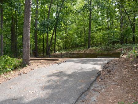 McKinney Campground Site 29