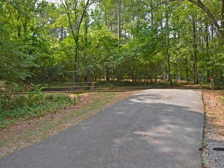 McKinney Campground Site 30